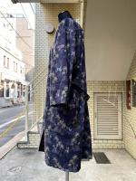 STOF(ストフ)AFTER WAR ALOHA LONG SHIRTS/BLACK