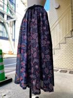 bedsidedrama(ベッドサイドドラマ)TROPICAL MIX CIRCULAR PANTS