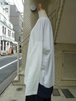 Ujoh(ウジョー):Long Sleeve T (White)