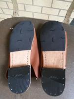 Portaille(ポルタユ):Thong Sandal(BROWN)
