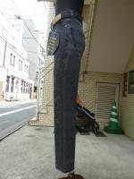 "ink(インク):505 Denim Pants ""THE CLASH""FULL (S)BK"
