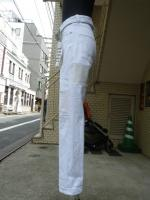"ink(インク):505 Denim Pants ""THE CLASH""FULL (S)WH"