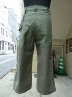 "ink(インク):Buggy Cropped PANTS ""BAG TO THE PANTS"" s"
