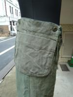 "ink(インク):Buggy Cropped PANTS ""BAG TO THE PANTS"" m"