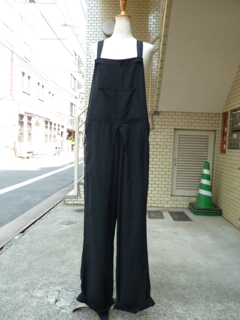 olta design garments:サロペット (BLACK)