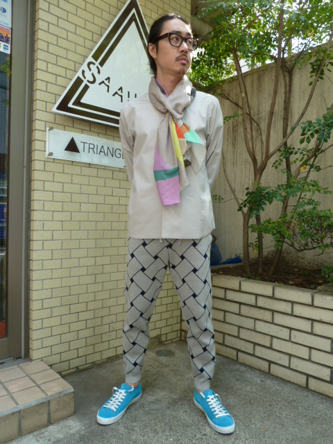 TRIANGLE STYLE vol.174