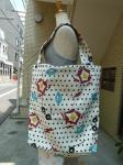 YARN&COPPER:POP Multi   2WAY TOTE BAG
