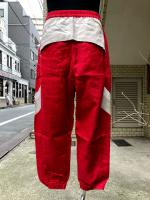 VOY(ヴォーイ)COMBINATION WIDE PANTS/RED