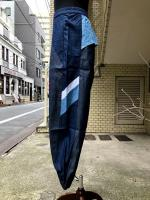 VOY(ヴォーイ)COMBINATION WIDE JEANS/INDIGO