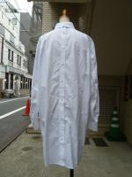 Ujoh(ウジョー):Full Open Shirts (White)