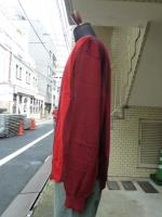 "ink(インク)""LOOSE KNIT"" RED ②"
